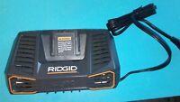 Ridgid R840095 GEN5X 18V NiCd Lithium Ion Cordless Tool Battery Charger 110V