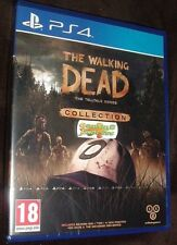 The Walking Dead Telltale Series Collection Playstation 4 PS4 NEW SEALED