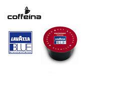 Offerta 100 capsule caffè Lavazza Blue blu Espresso Intenso COFFEINA