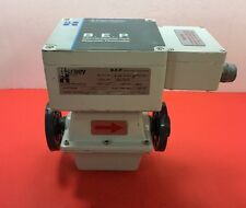 """HERSEY BEP 6100.5S0N5A0000 MAGNETIC FLOWMETER 1/2"""" 120VAC FM APPROVED.    6E"""