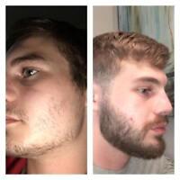 Beard Oil for Men - Grooms Beard, Mustache, boosts hair growth. Top Quality 10ml
