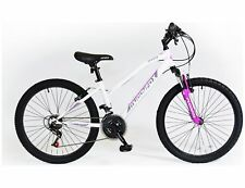 Muddyfox Trinity Hardtail 24 Inch Mountain Bike - Girls