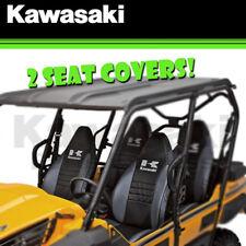 NEW 2012 - 2017 GENUINE KAWASAKI TERYX TERYX4 750 800 SET OF TWO SEAT COVERS