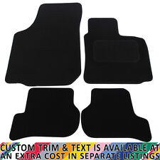 For Seat Leon MK2 2005-2009 Fully Tailored 4 Piece Car Mat Set