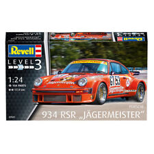 "Revell Porsche 934 RSR ""Jagermeister"" (Level 3) (Scale 1:24) 07031 NEW"