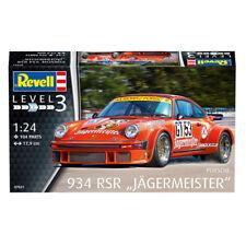 "Revell Porsche 934 RSR ""Jagermeister"" (Level 3) (Scale 1:24) 07031 NEW"