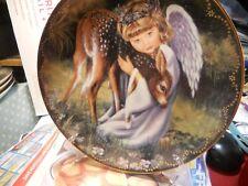 Bradford Exchange Heaven Little Sweethearts Plate An Angel'S Devotion 4Th