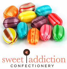 750g Satin Boil - Boiled Sweets Bulk Lollies Rock Candy Buffet Wedding Favours