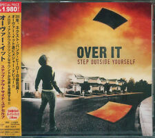 Over It - Step Outside Yourself - Japan CD+2BONUS - NEW