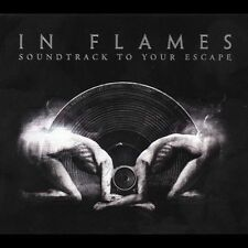 In Flames : Soundtrack to Your Escape CD (2004) Megadeth Iron Maiden Helloween
