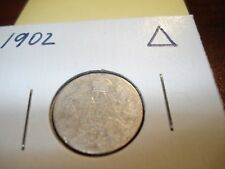 1902 - Canada 10 cent - Canadian dime -