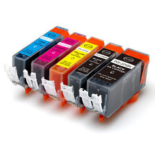 5P Quality Ink Cartridges w/ chip for Canon 225 226 MG5220 MG5320 MX882 MX892
