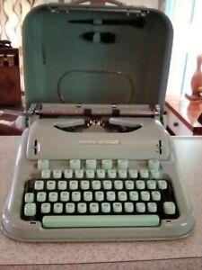 Vintage Typewriter -- Hermes 3000
