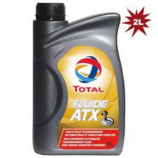 Total Fluid ATX Automatic Transmission Fluid - 2x1L = 2 Litres