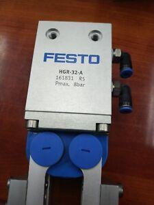 Festo HGR-32-A Position Sensing Angular Radial Gripper