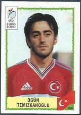 PANINI EURO 2000-BLACK BACKS- #147-TURKEY-TURKIYE-OGUN TEMIZKANOGLU