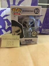 ORIGINAL Funko Pop! Vinyl Reaper #93 (BLIZZARD EXCLUSIVE)