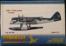 Choroszy Models 1/72 LWS-5 ZUBR HYDRO Polish Floatplane Bomber