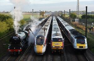 RAILWAY MAGAZINES Take your pick Trains Modern Traction Heritage Steam Staff BR