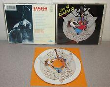 SAMSON Live At Reading '81 1990 German CD Repertoire RR 4040 NWOBHM Iron Maiden