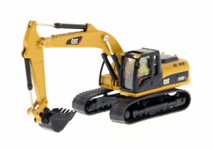 Diecast Masters 85262 CAT Caterpillar CAT 320D L Hydraulic Excavator Scale 1:87