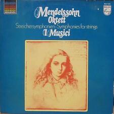 Mendelssohn(Vinyl LP)Oktett-Philips-6527 076-Netherlands-VG+/VG+