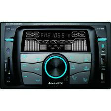 Majestic sv515 autoradio doppio din rds-bt monitor 7'