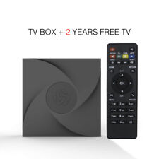 4300 HD Channels IPTV Box All Languages TV Channels 2 Years Free TV