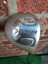 Taylor Made Burner 10.5 degree Driver with Bubble Shaft