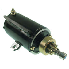 NIB Johnson Evinrude Xflow Starter Motor 10 Tooth ARCO 384914 CDI Elec