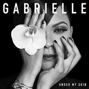 GABRIELLE UNDER MY SKIN CD (Released 17th August 2018)