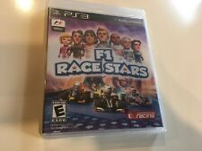 NEW - F1 Race Stars PS3 Sony PlayStation 3 - RACING GAME - SEALED -FREE SHIPPING