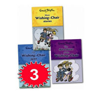 Enid Blyton The Wishing Chair Collection 3 Books Set Pack Brand NEW PB