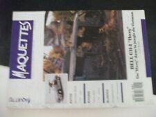 ** revue Maquettes n°13 Bell UH 1 / Mercedes 300 SL / Bergepanzer III-IV