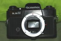 Rolleiflex SL 35 M film camera gehause body kamera defect not working