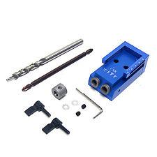 Taschenloch Holzverbindungssystem Bohrung Bohrschablonen Pocket Hole Drill Jig