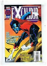 Marvel Comics Excalibur #97 VF/NM 1996