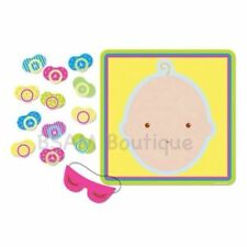 Baby Shower Game – Pin The Pacifier on the Baby