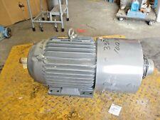 Baldor Reliance 20 Hp Vector Motor Fr 256tc 230460 V 1765 Rpm 2191257j