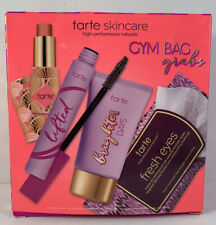 NIB | Tarte Gym Bag Grabs 4-Pcs Set | Lifted Mascara |