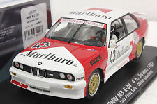 FLY 038103 BMW M3 E-30 MARLBORO JARAMA 1987 NEW 1/32 SLOT CAR IN DISPLAY