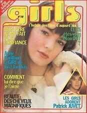 ▬► GIRLS10 (1979) PATRICK JUVET_AMANDA LEAR_DOROTHEE_CLAYDERMAN_PRESLEY_MEHDI