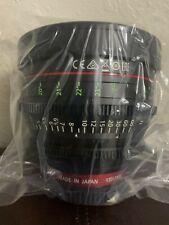 Canon CN-E 50MM T1.3 LF Prime Cine Lens