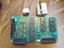 ELECTROVERT P/N 6-1860-122-01-1 ECC-122 REV. 01 PCB. (OMNI 7 OVEN)
