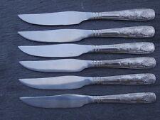 BRAND NEW Steak Knives King's Pattern x 12 stainless steel