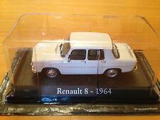 "DIE CAST ""RENAULT 8 - 1964"" SCALA 1/43 RBA AUTO INDIMENTICABILI"