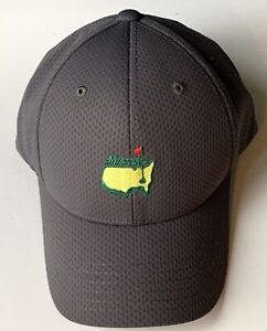 Masters golf hat grey performance tech augusta national 2021 masters pga new