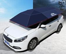 CE automatic car tent sun shade umbrella awning car umbrella with remote control
