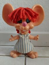 RARE VINTAGE ROY DES OF FLA 1970 MOUSE BANKS BIG EAR HILLBILLY COUNTRY GIRL