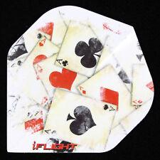 30 Dart flights-Ruthless-iflights-Standart - 100 micras-pokercards